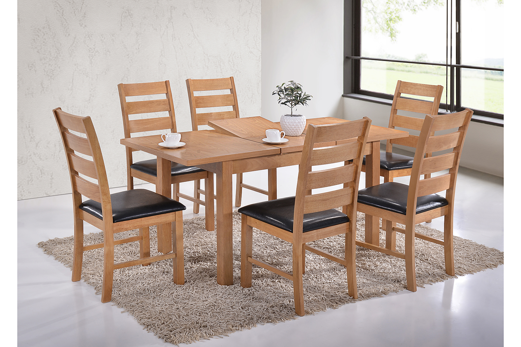 Chertsey Table And Matching Chairs