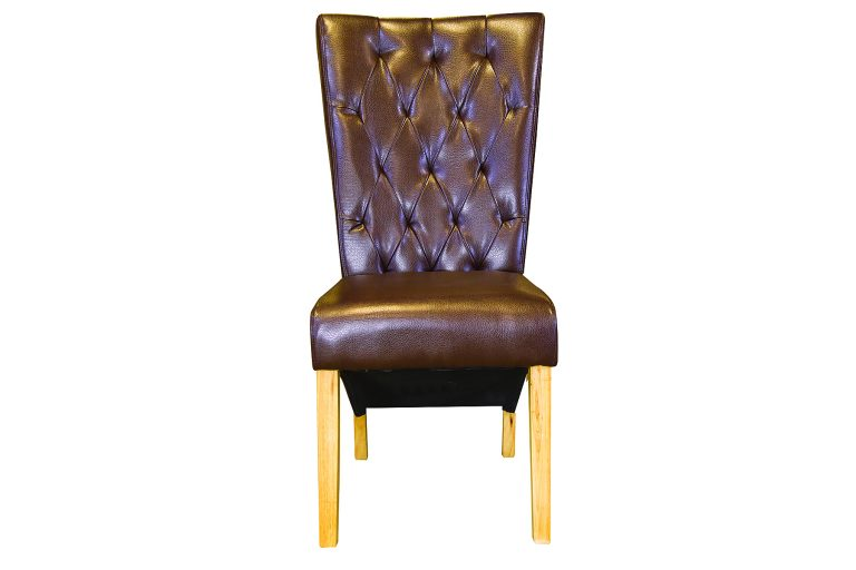 Dining Chair Vicky Brown