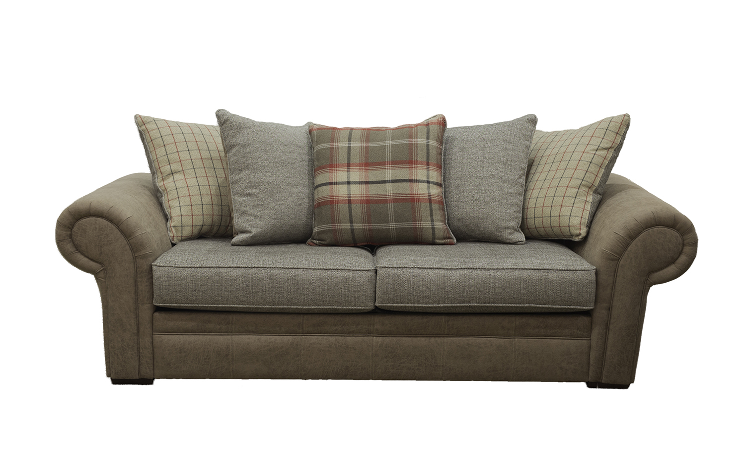 Fabric Sofa Halstead 3 Seater