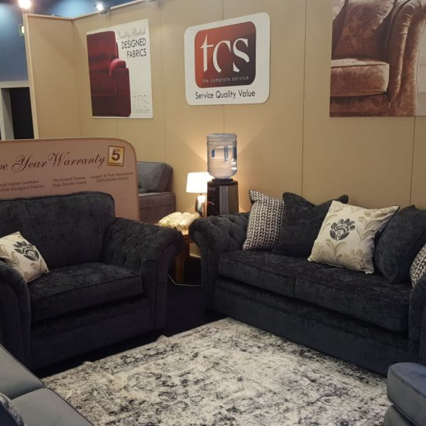 Fabric Sofa Worcester 5 Year Free Warranty Tcs