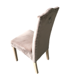 Dining Chair Sophia Light Grey