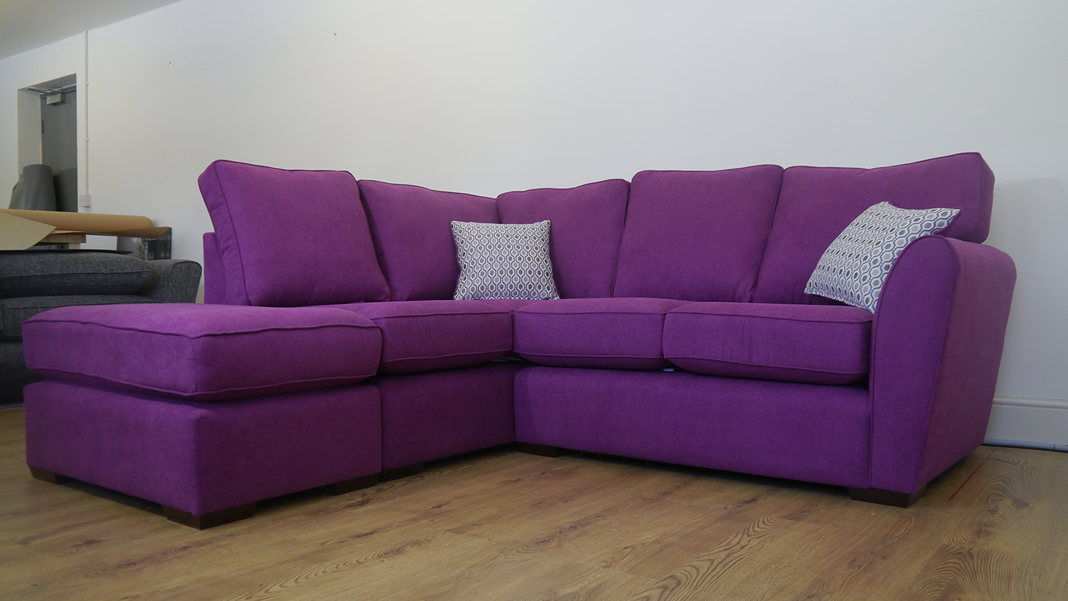 Fabric Sofa Torquay Corner Group