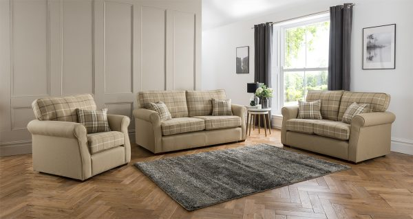 Hendon fabric sofa
